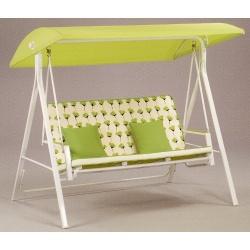 Balancines de acero para jard n mobiliario terraza y for Balancines de jardin