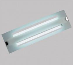 L mpara decoraci n con fluorescentes iluminaci n - Lampara fluorescente cocina ...