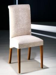 SILLAS DE COMEDOR TAPIZADAS con diseño actual | Mobiliario | Mueble ...