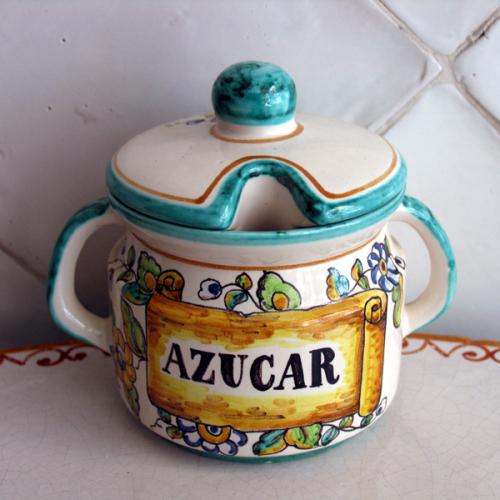 Azucareros de cer mica valenciana regalo y decoraci n Ceramica artesanal valencia