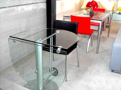 MESA DE COMEDOR PLEGABLE | Mobiliario | Mobiliario auxiliar ...