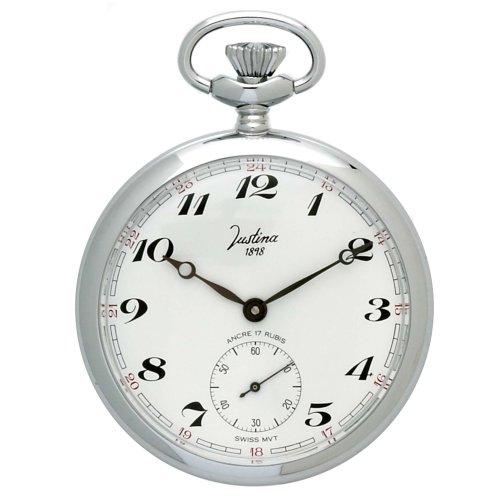 Relojes de bolsillo plata joyer a relojes - Relojes justina precios ...